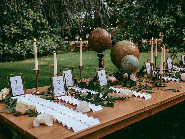 Tableau de mariage: 40 idee per presentare l'organizzazione degli ospiti
