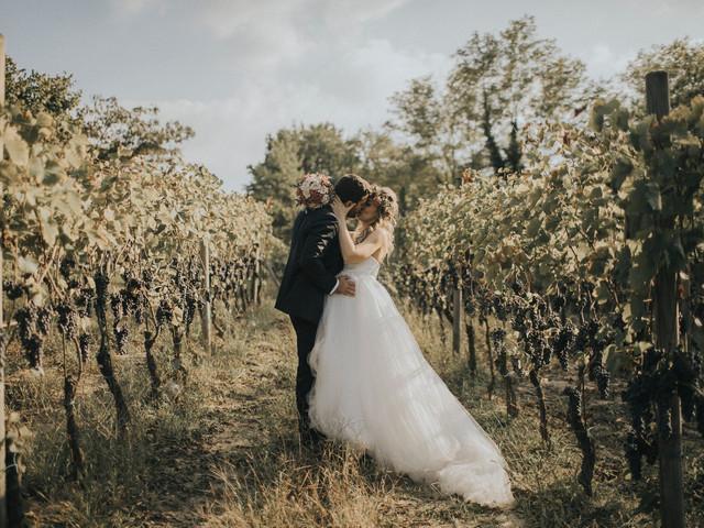 7 consigli basilari per organizzare un matrimonio in campagna