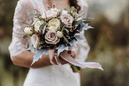 Bouquet sposa con rose: 55 proposte intramontabili (e novità di tendenza)