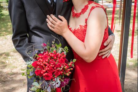 Matrimonio a tema rosso: 8 incantevoli idee per voi