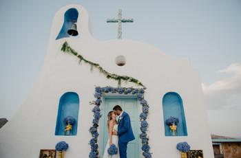 Colori matrimoni 2020: tingi le tue nozze di Classic Blue