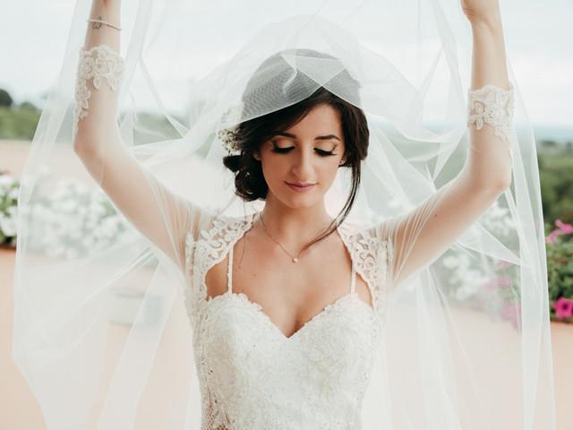 6 accessori per la sposa con molto stile