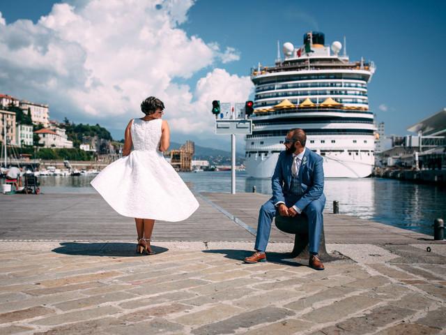 5 motivi per fare il viaggio di nozze in crociera