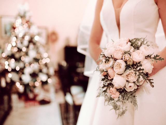 20 imperdibili bouquet per un matrimonio invernale