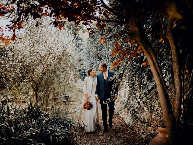 Fall in love: 6 idee originali per celebrare le nozze in autunno