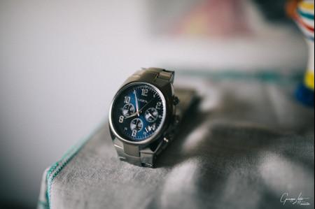 Qualcosa di blu per lui: e se fosse l'orologio?
