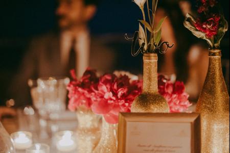 5 idee scintillanti per un matrimonio glitterato