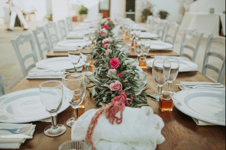 15 centrotavola che vorrete avere per le vostre nozze in primavera