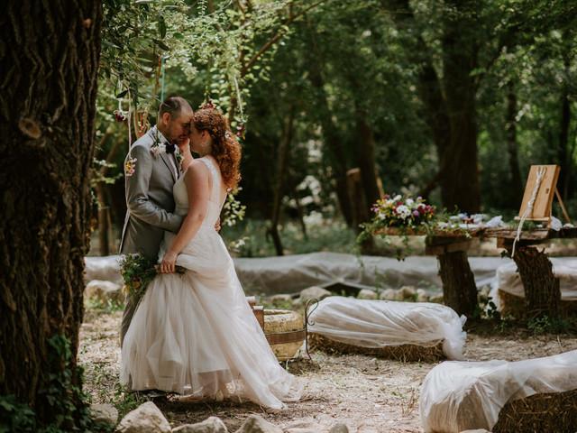 Come organizzare un matrimonio in stile shabby chic?