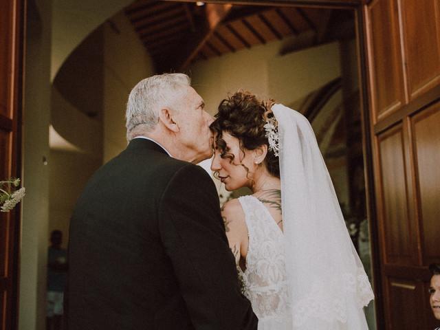 Il rito d'ingresso della sposa tra galateo e tradizioni attuali
