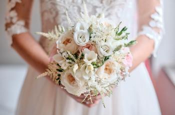 Bouquet da sposa: idee e consigli su come sceglierlo