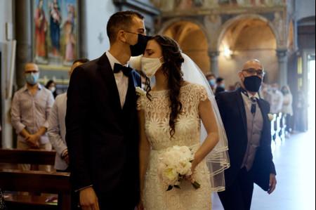 Ritornano i matrimoni! Ecco come si è svolto quello di Valentina e Lorenzo