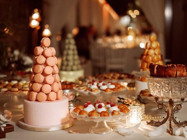Tavolo dei dolci per matrimonio: 5 idee per decorarlo