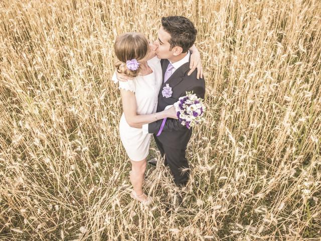 Dipingete le vostre nozze autunnali con il color lavanda!