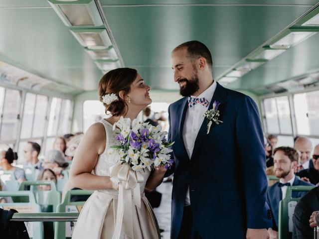 6 vantaggi di noleggiare un autobus per il vostro matrimonio