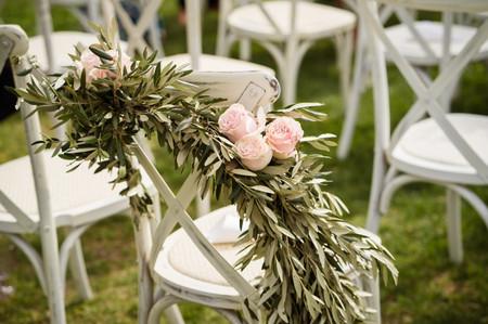 Decorazioni con l'ulivo: 50 modi per allestire le nozze in modo essenziale e raffinato!