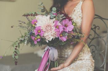 Fiori matrimoni d'ottobre: conoscete la dalia?