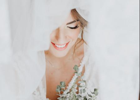 Il velo da sposa in base alla forma del vostro viso