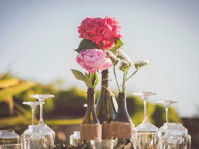 Fiori per matrimonio d'estate: 5 idee per l'allestimento del vostro evento