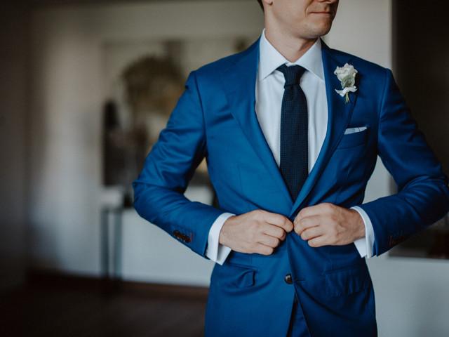 Abito da sposo a noleggio: una valida opzione?