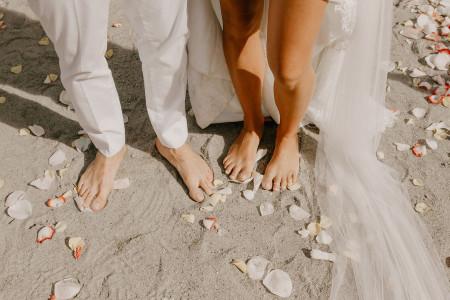 Nozze in spiaggia privata: 13 proposte a cui dire Sì!