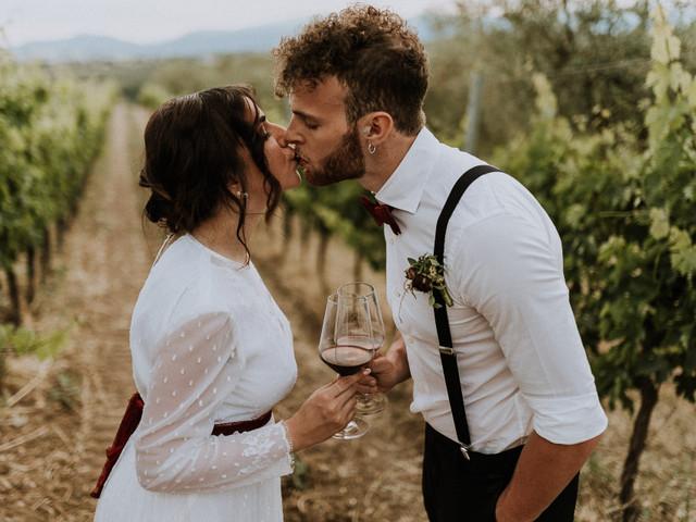 Bevande per il matrimonio: come calcolare la quantità necessaria?