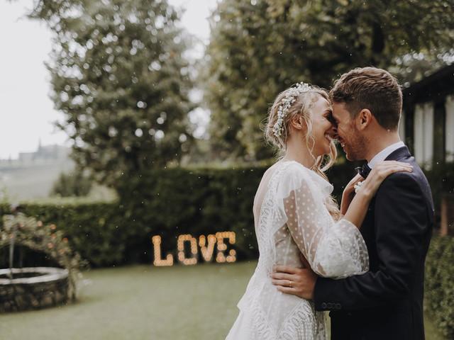 Musica per il primo ballo degli sposi: 50 top hit in lingua inglese