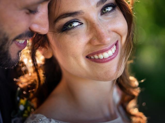 Trucco sposa per occhi verdi: come esaltare l'iride con le nuance giuste
