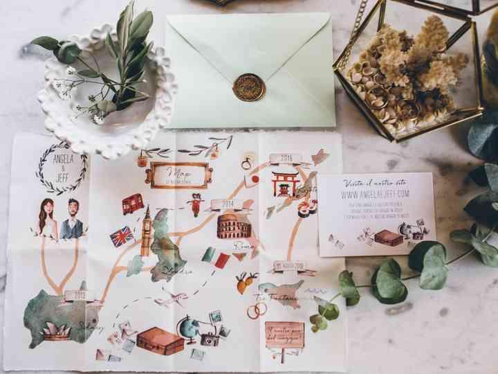 Segnaposto Matrimonio Tema Viaggio.Amanti Dei Viaggi Ecco Il Tema Di Nozze Che Fa Per Voi
