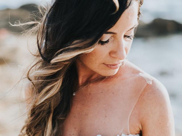7 motivi per cui è importante fare le prove dell'acconciatura da sposa