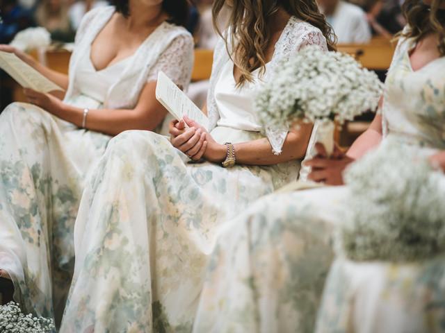 I testimoni di nozze devono essere battezzati?
