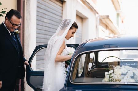 Come scegliere la macchina della sposa?