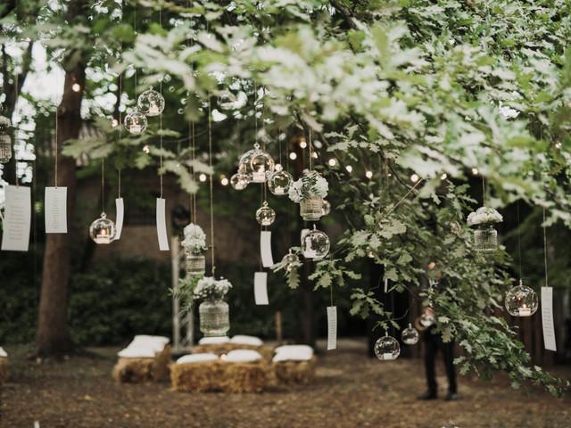 Decorazioni di nozze con vetro: 10 imperdibili idee