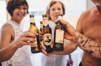 6 modi per includere la birra alle vostre nozze