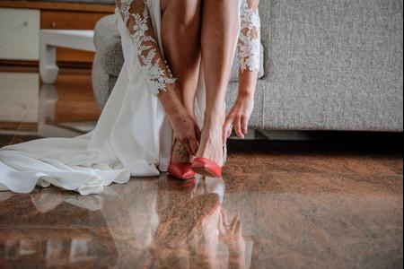 10 segreti per sfoggiare gambe bellissime il giorno delle nozze