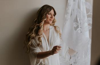 Acconciatura da sposa con capelli sciolti: consigli per una chioma perfetta