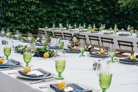Decorazioni a tema mediterraneo: 5 idee per personalizzare le vostre nozze!