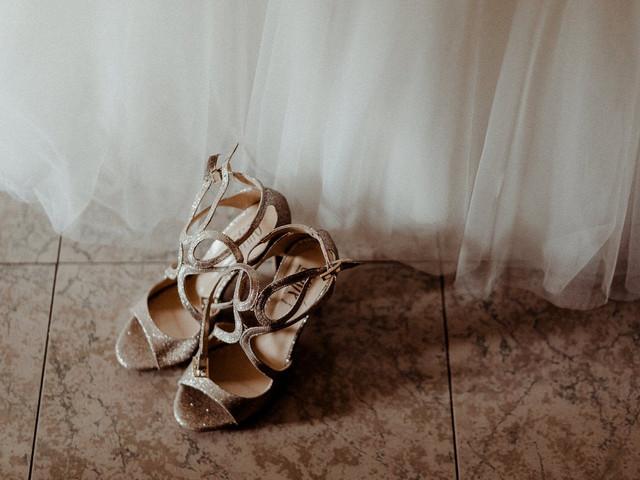 Come scegliere scarpe da sposa comode?