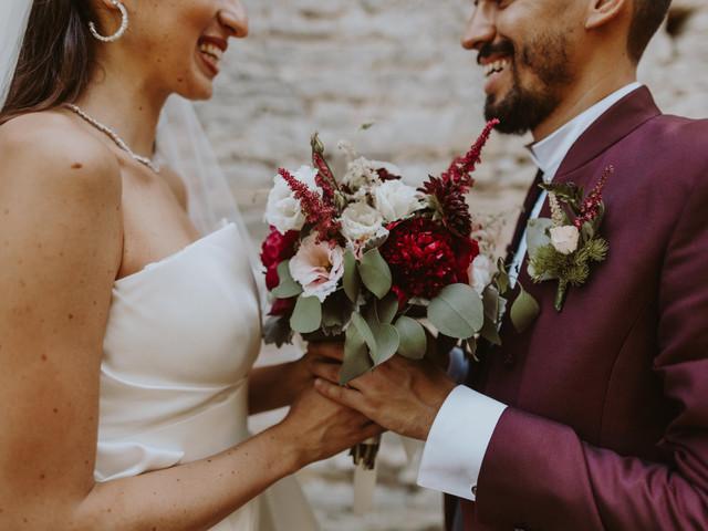 Il bouquet da sposa in base al tuo segno zodiacale