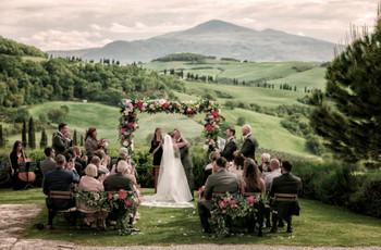 8 luoghi pieni di fascino dove celebrare un matrimonio in primavera