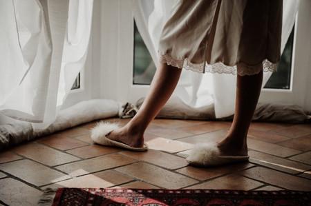 Ciabatte da sposa: comodità ed eleganza in un unico accessorio