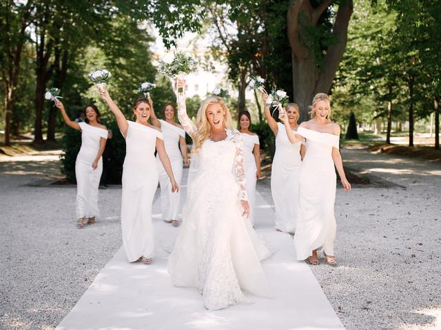 """Abito da sposa cercasi: 6 cose da sapere prima di dire """"sì, è lui!"""""""