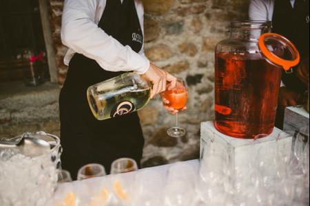 5 idee per animare il cocktail di benvenuto delle vostre nozze