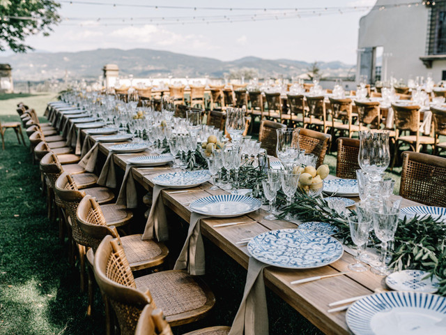 35 domande da fare al catering del vostro matrimonio