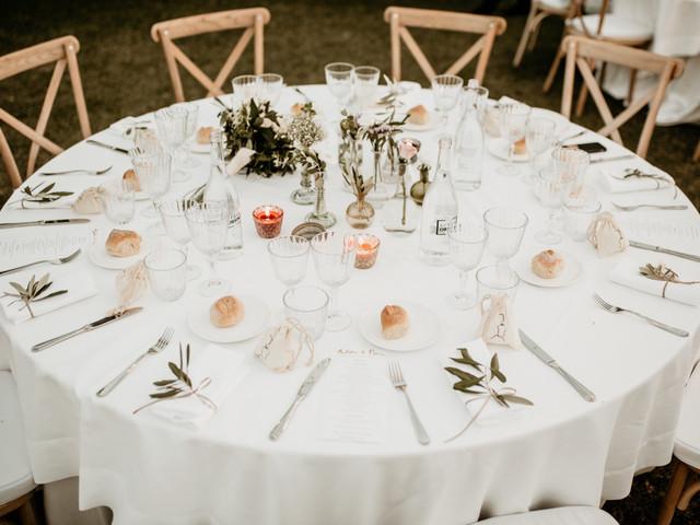 Tutte le tendenze culinarie per il vostro ricevimento di nozze nel 2020-2021!