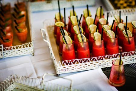 Juice Bar mania: arriva il corner di succhi di frutta per le nozze