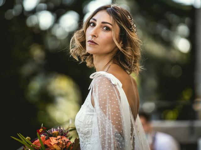 Acconciature sposa per capelli corti: 4 hairstyle da non perdere!