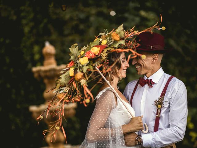 Matrimonio in autunno: 10 idee per decorazioni perfette