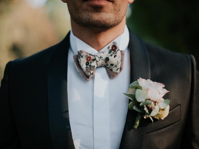 La prova dell'abito da sposo: consigli e nozioni base