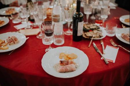 Menù di nozze: meglio carne o pesce?